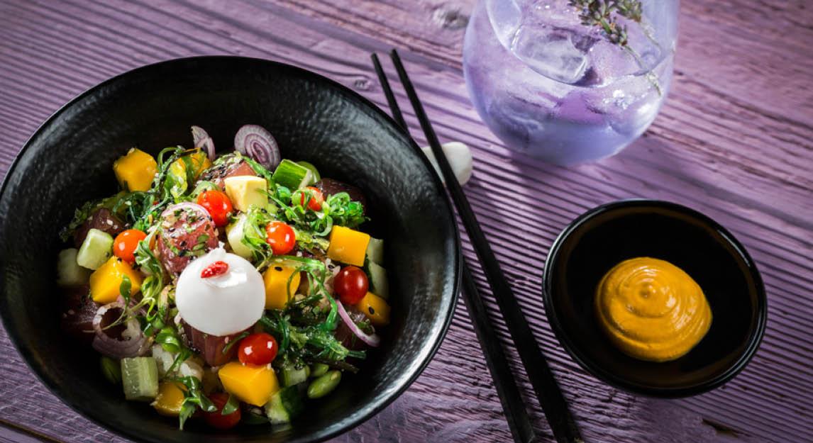 Poke Bowls – der wichtigste Foodtrend aller Zeiten!
