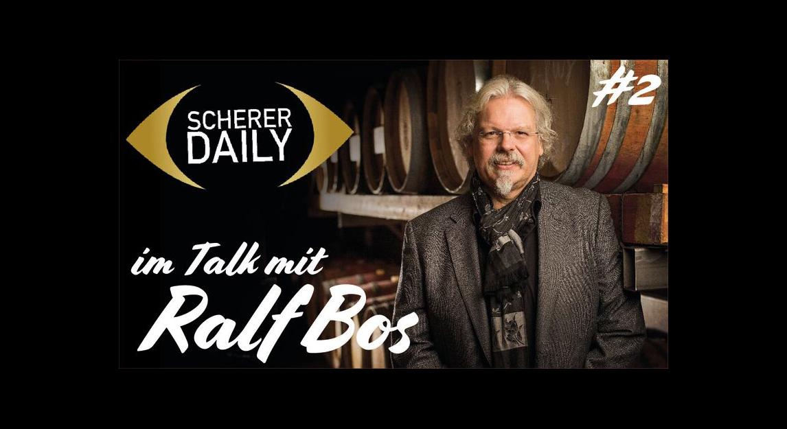 RALF BOS BEI SCHERER DAILY