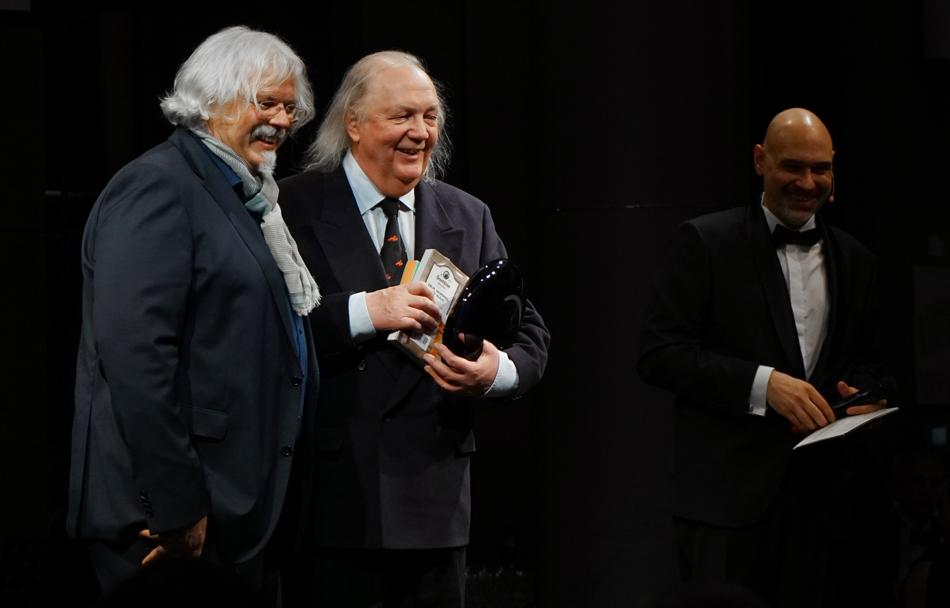 Abschlussgala der eat! berlin 2019 – Auszeichnung für Jürgen Dollase